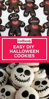 Halloween Eyeball Cake Pops by 24 Best Halloween Cookie Recipes Spooky Halloween Cookie Ideas