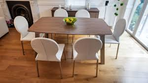 stunning walnut dining room chairs images home ideas design