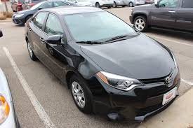 used toyota 2014 2014 used toyota corolla 4dr sedan automatic l at east