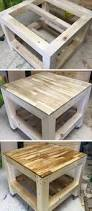 Diy Wood Crate Coffee Table by 15 Adorable Pallet Coffee Table Ideas Pallet Coffee Tables