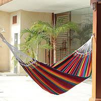 fabric brazilian hammocks at novica