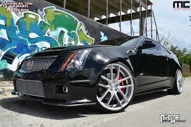 cadillac cts 22 inch rims cadillac cts v niche targa m131 wheels silver machined