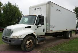 2002 international 4300 box truck item da2867 sold sept