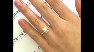 gold oval engagement rings oval diamond engagement ring in gold