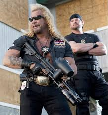 dog the bounty hunter cancelled by a e channel guide magazine