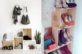 Home Storage Solutions by 40 Creative Ways To Organize Your Shoes