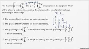 nonlinear equation graphs u2014 harder example video khan academy