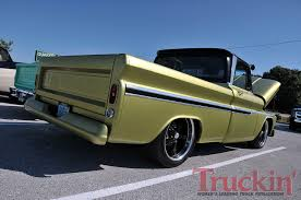 Classic Chevy Trucks Classifieds - featured article custom classic trucks magazine february 2012