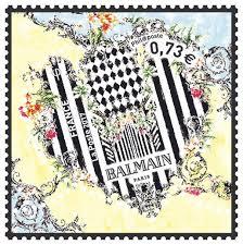 timbre poste mariage timbre cœur balmain 20g boutique particuliers la poste