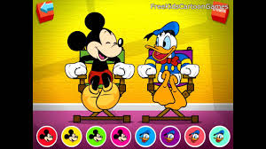coloring pages printable best picture of mickey mouse free online