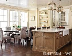 Family Kitchen Design by Family Friendly Kitchens Traditional Home