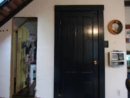 Navy Blue Door Modern Life In An Antique Farmhouse Selecting Door And Window Casings