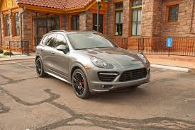 porsche cayenne 2014 gts 2014 porsche cayenne gts for sale in colorado springs co 14043