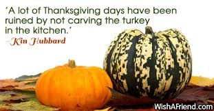 Humorous Thanksgiving Quotes Thanksgiving Quotes