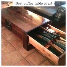 american classics gun cabinet hidden gun cabinet furniture coffee table custom american classics