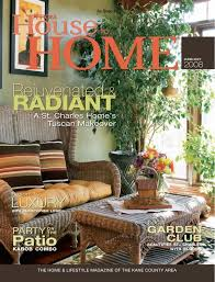 house to home magazine interior design