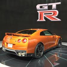 Nissan Gtr Orange - i always thought the stock gt r sounded too muted 2017 nissan gt