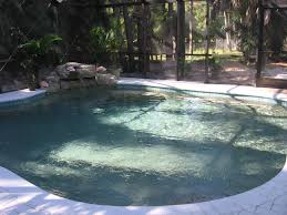 waterfall feature small backyard pool ideas 2254 hostelgarden net