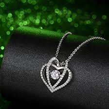 new year jewelry new year new you heart necklace raydoes jewelry for women