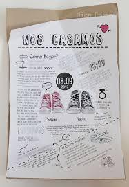 Invitaciones De Boda E Ideas Invitaciones De Boda Originales1000 Detalles 1000 Ideas