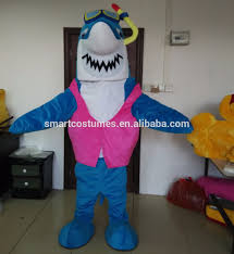 blue shark costume blue shark costume suppliers and manufacturers