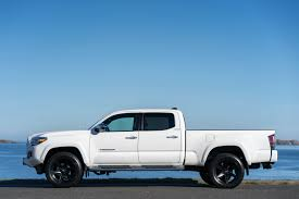 white toyota truck 2016 toyota tacoma limited 4x4 silver arrow cars ltd