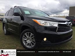 2014 toyota highlander le v6 awd pre owned black 2014 toyota highlander awd xle in depth review