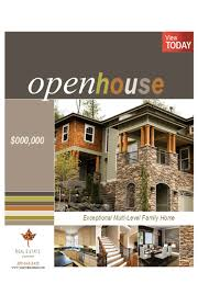 10 best images of realtor open house flyer template real estate