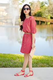 casual date night red shift dress mint julep boutique