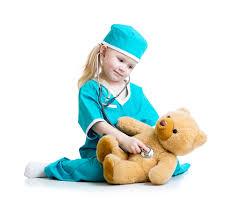 wallpaper little girls nurse costume children winter hat teddy bear
