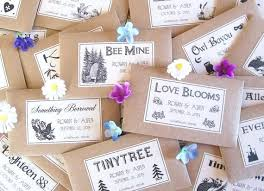 wedding seed packets flower seed packets for wedding favors like this item flower seed