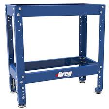 workbench assembly table tool stand kreg tool company
