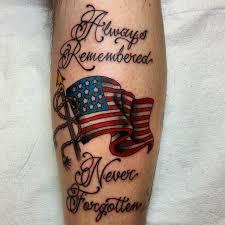 85 best patriotic american flag tattoos u2014 i love usa 2017