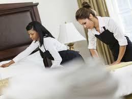hotel femme de chambre marriott encourage les pourboires pour ses femmes de chambre