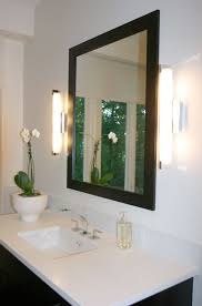 White Quartz Bathroom Countertop Design Ideas - Bathroom vanities with quartz countertops