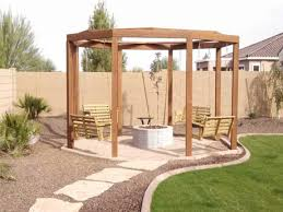 Fire Pit Gazebo by Fire Pit And Patio Outdoor Fire Pits Gazebo And Fire Pit With