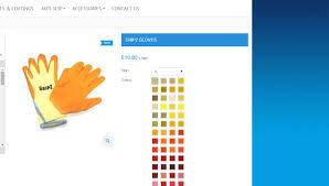make colours into drop down menu core developers prestashop