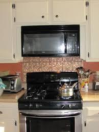 Cabinet Height Kitchen Backsplashes Kitchen Backsplash Ideas Brown Cabinets White Corner