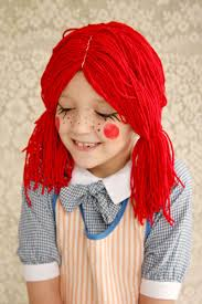 Raggedy Ann Andy Halloween Costumes Adults Rag Doll Halloween Costume U2013 Beautiful Mess