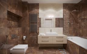 russian apartment master bathroom 2 interior design ideas earthy