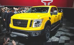 nissan cummins platinum 2016 nissan titan xd photos and info u2013 news u2013 car and driver