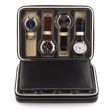 8 watch travel case noblesthetic