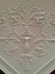 plaster ceiling corner detail ornamental