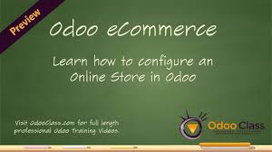 Learn How Ecommerce Works Odoo Ecommerce Learn How To Configure An Store In Odoo