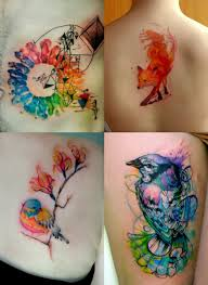 water color tattoos are by far some of the coolest i u0027ve seen