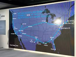 St Louis United States Map by Here Are The 11 Proposed Hyperloop One Routes In The U S Inverse
