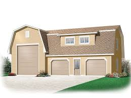 rv garage plans rv garage plan with gambrel roof 028g 0048 at