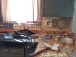 replacing kitchen backsplash tile removal 101 remove the tile backsplash without damaging the