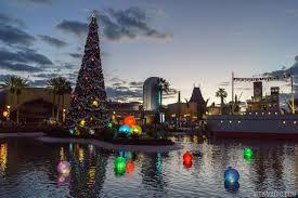 photos a look at the new hollywood studios echo lake christmas