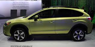 subaru crosstrek hybrid 2017 2017 subaru crosstrek hybrid review and release date car reviews